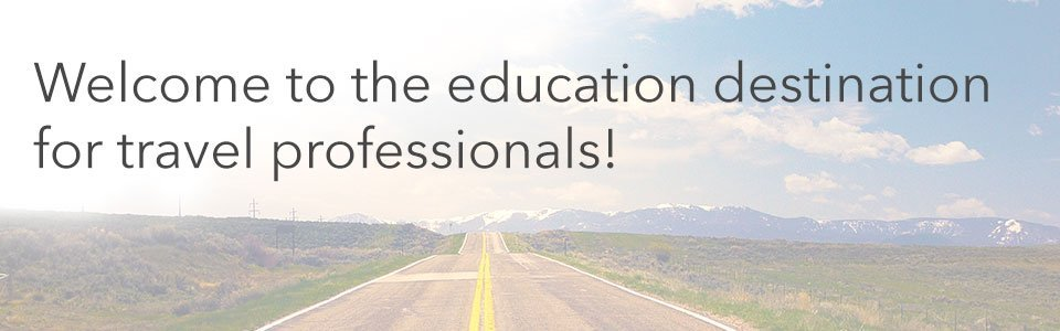 Travel Professionals Education