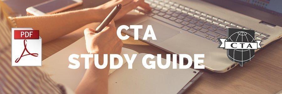 CTA Study Guide