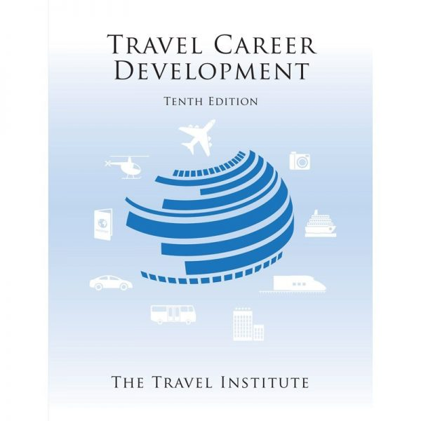 Travel Career Development Textbook Cover