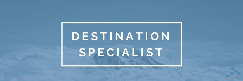 Destination Specialist 2