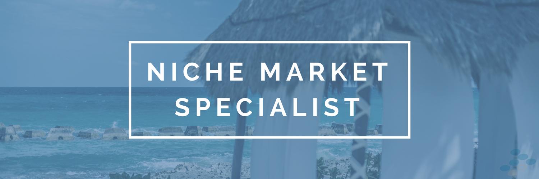 Niche Market Specialist
