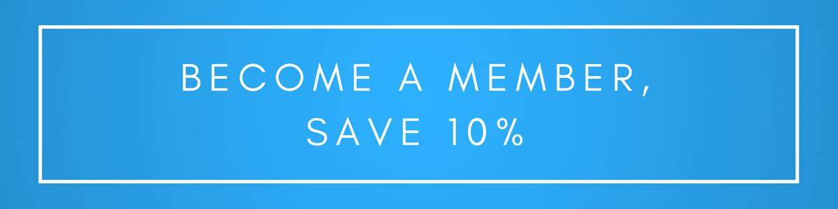 Member save 10