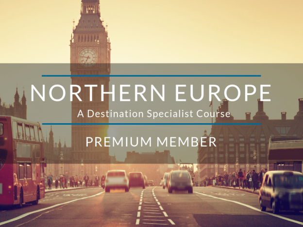 Northern Europe - A Destination Specialist Course: Premium Members course image