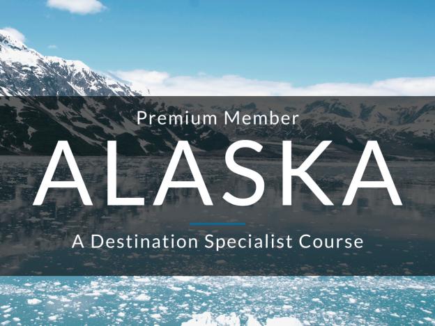 Alaska - A Destination Specialist Course: Premium Access course image