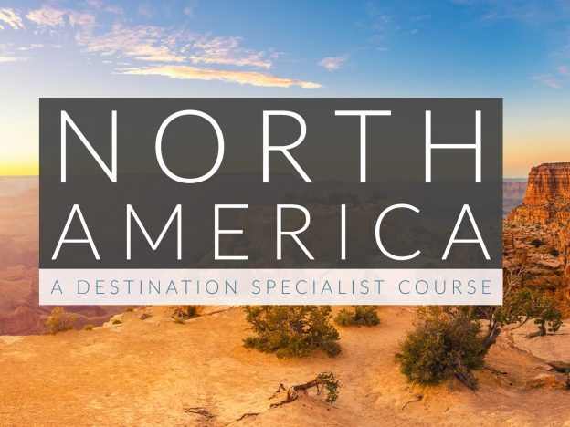 North America - A Destination Specialist Course: Premium Access course image