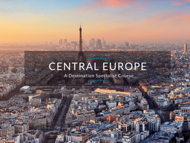 Central Europe - A Destination Specialist Course: Premium Access - Pre-Release course image